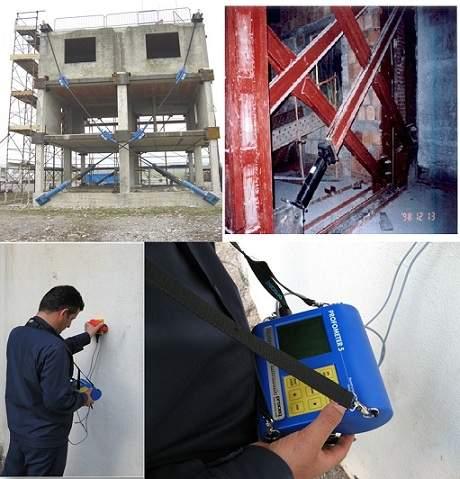 پاورپوینت بهسازی لرزه ای ساختمانهای موجود، مشخصات مصالح و ارزیابی وضعیت موجود ملزومات و فرضیات طراحی